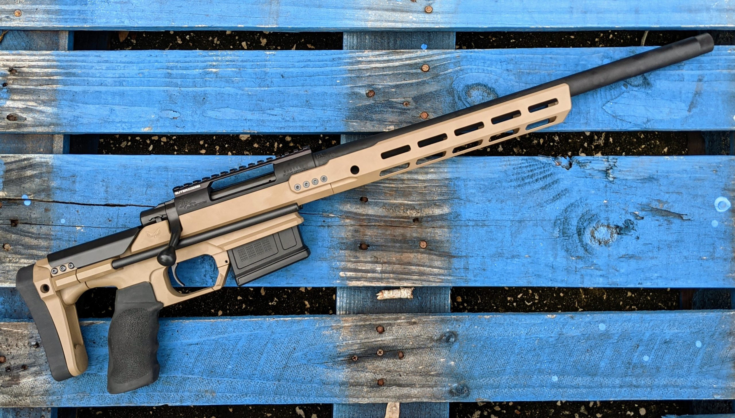 Screech Owl 1500 Rifle